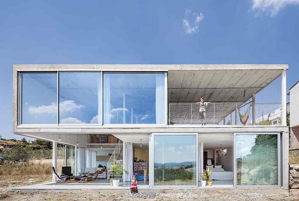 Vivir el paisaje. Arquitectura. Revista Casa Viva.