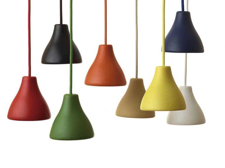 Diseño nórdico. Lámpara.