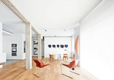 Casas decoradas con arte