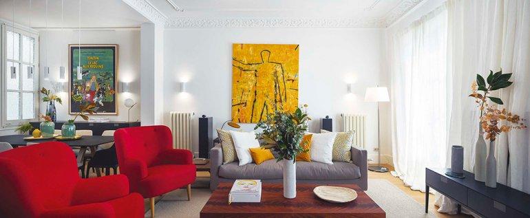 Diseño de apartamento