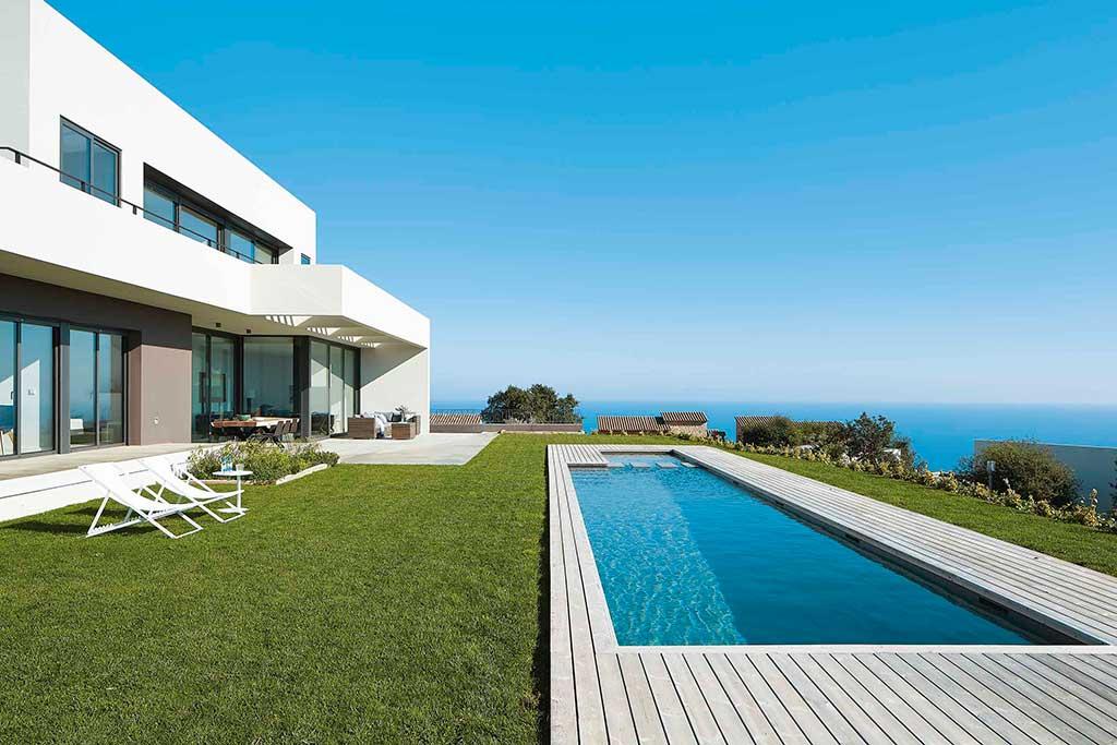 Diseño de terrazas