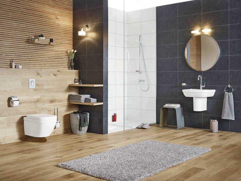 Baño de diseño Grohe Euro