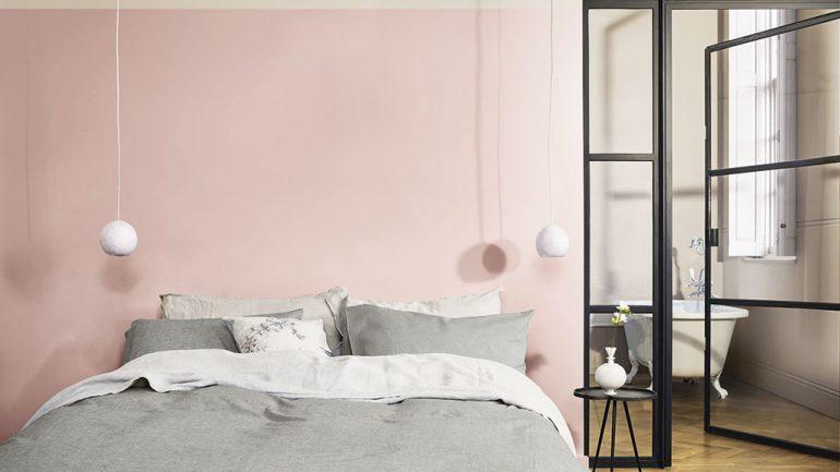 Tendencias color 2019. Dream bedroom inspiration.